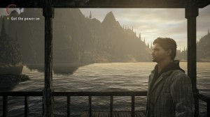Alan Wake Bright Falls