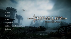 Chivalry: Medieval Warfare Options