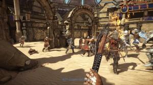Chivalry: Medieval Warfare Combat