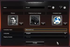 Euro Truck Simulator 2 Profile