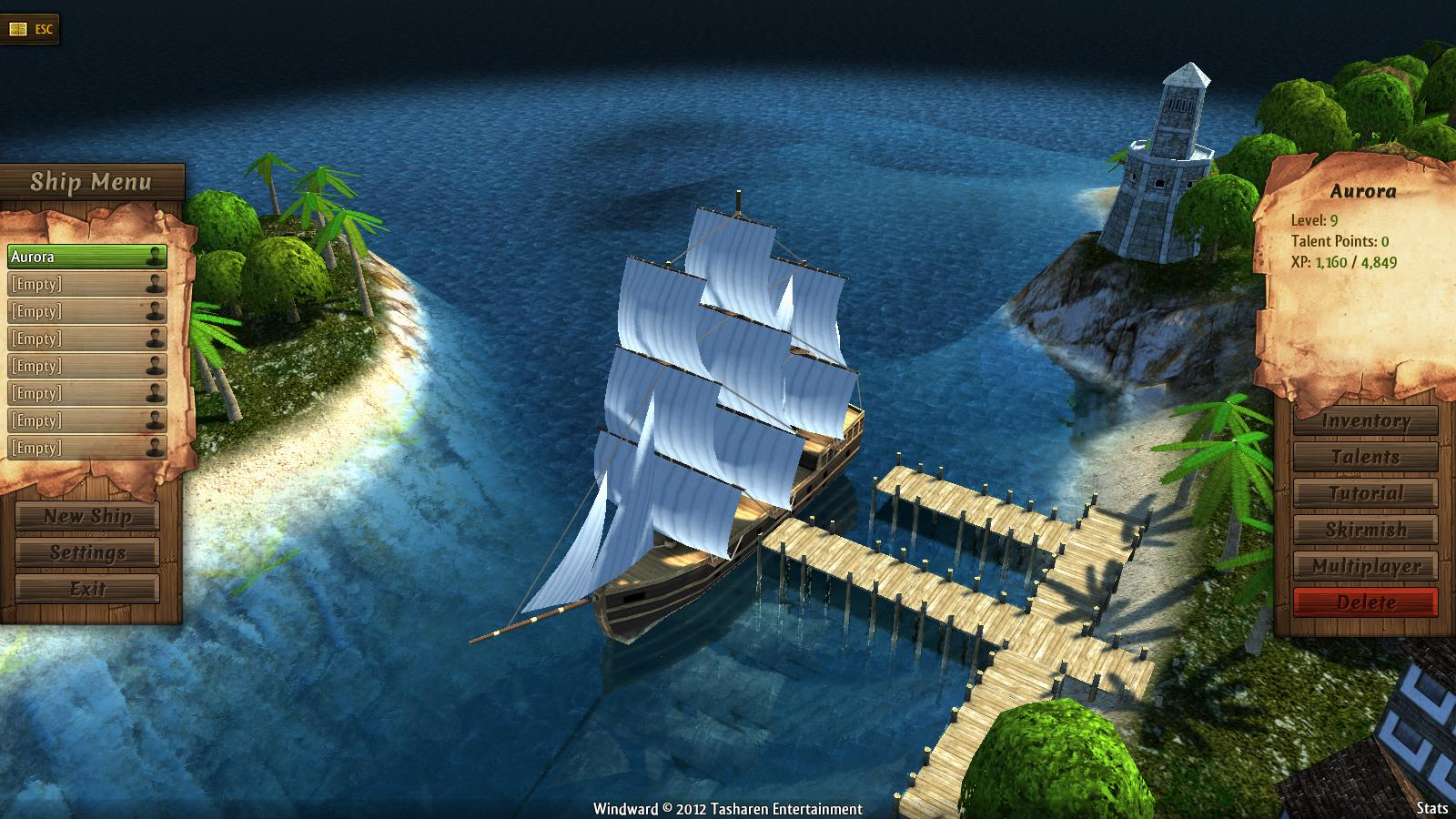 Windward preview dad 39 s gaming addiction The windward