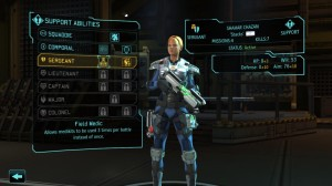 XCOM: Enemy Unknown Promotion