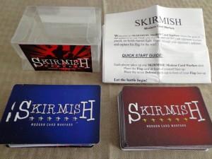 SKIRMISH: Modern Card Warfare