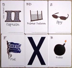 SKIRMISH: Modern Card Warfare Cards