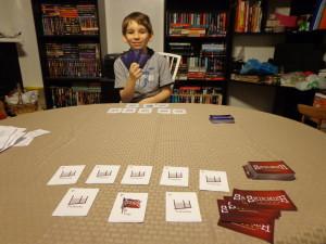 SKIRMISH: Modern Card Warfare Setup