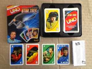 UNO: Star Trek Collector's Edition