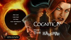 "Cognition: An Erica Reed Thriller - Episode One (""The Hangman"")"
