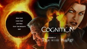 "Cognition: An Erica Reed Thriller - Episode Two (""The Wise Monkey"")"