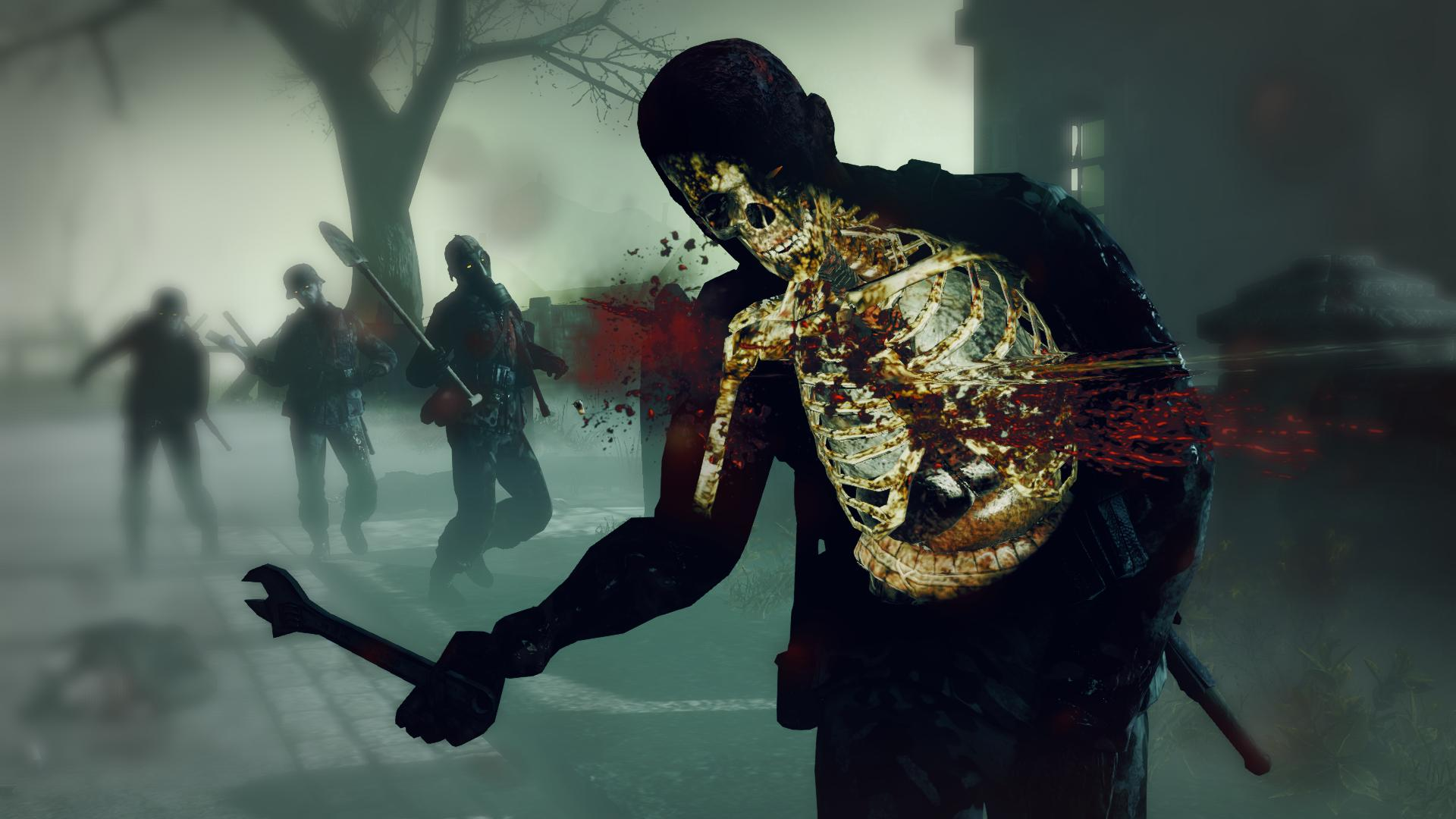 does zombie army trilogy have matchmaking Rebellion has released the first patch for zombie army trilogy according to its changelog, this patch features various graphical updates and fixes, adds the ability to toggle aiming down sights or scope view and improves matchmaking.