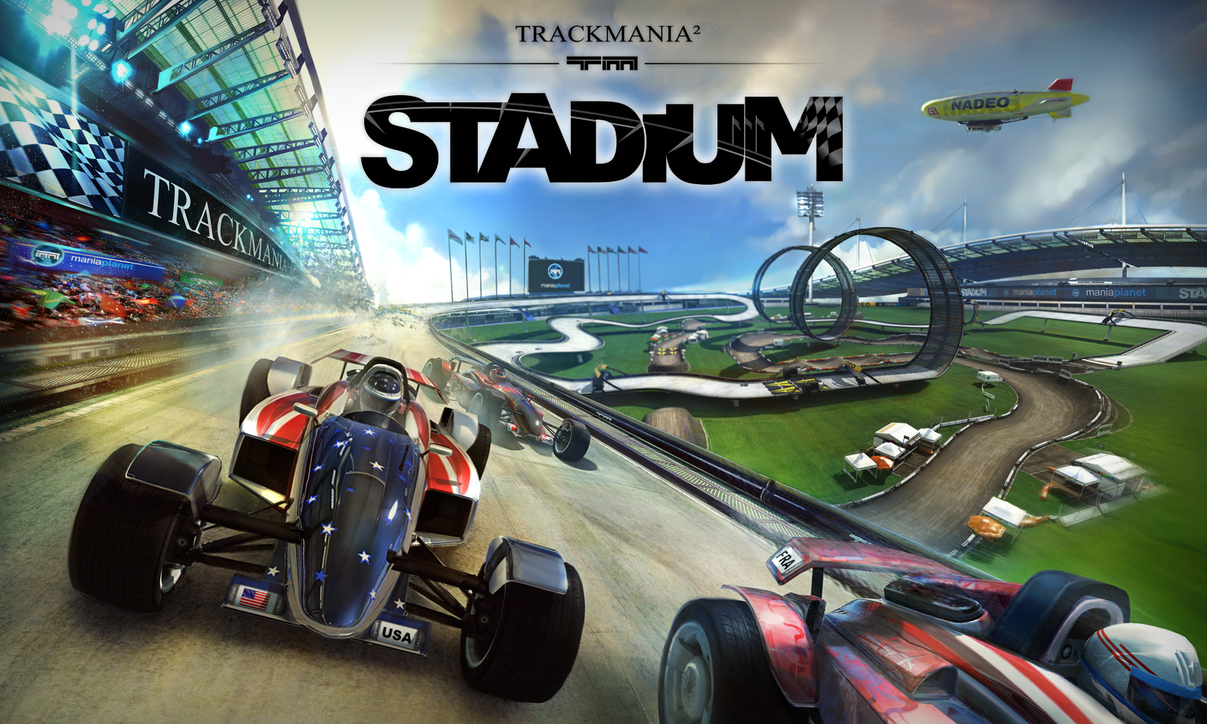 trackmania stadium dad 39 s gaming addiction. Black Bedroom Furniture Sets. Home Design Ideas