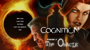 "Cognition: An Erica Reed Thriller – Episode Three (""The Oracle"")"
