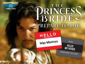 The Princess Bride Board Game