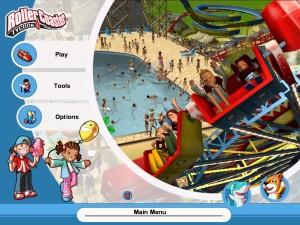 Roller Coaster Tycoon 3