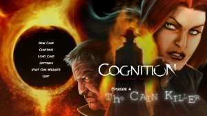 "Cognition: An Erica Reed Thriller – Episode Four (""The Cain Killer"")"