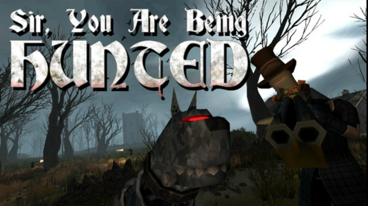 Sir, you are being hunted v1. 4 [build 16. 10. 2015] / +rus скачать.