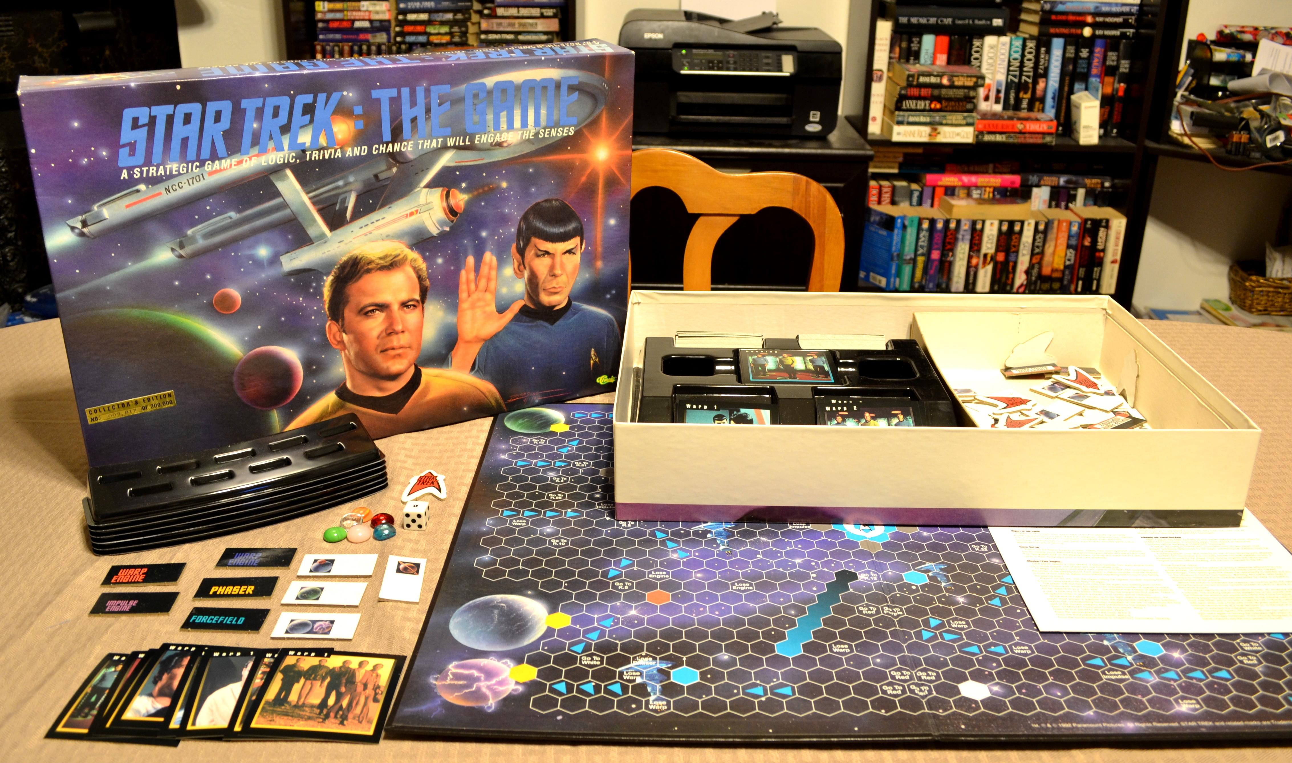 Start Trek Games
