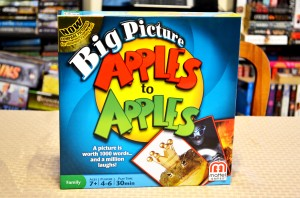 Apples to Apples: Big Picture