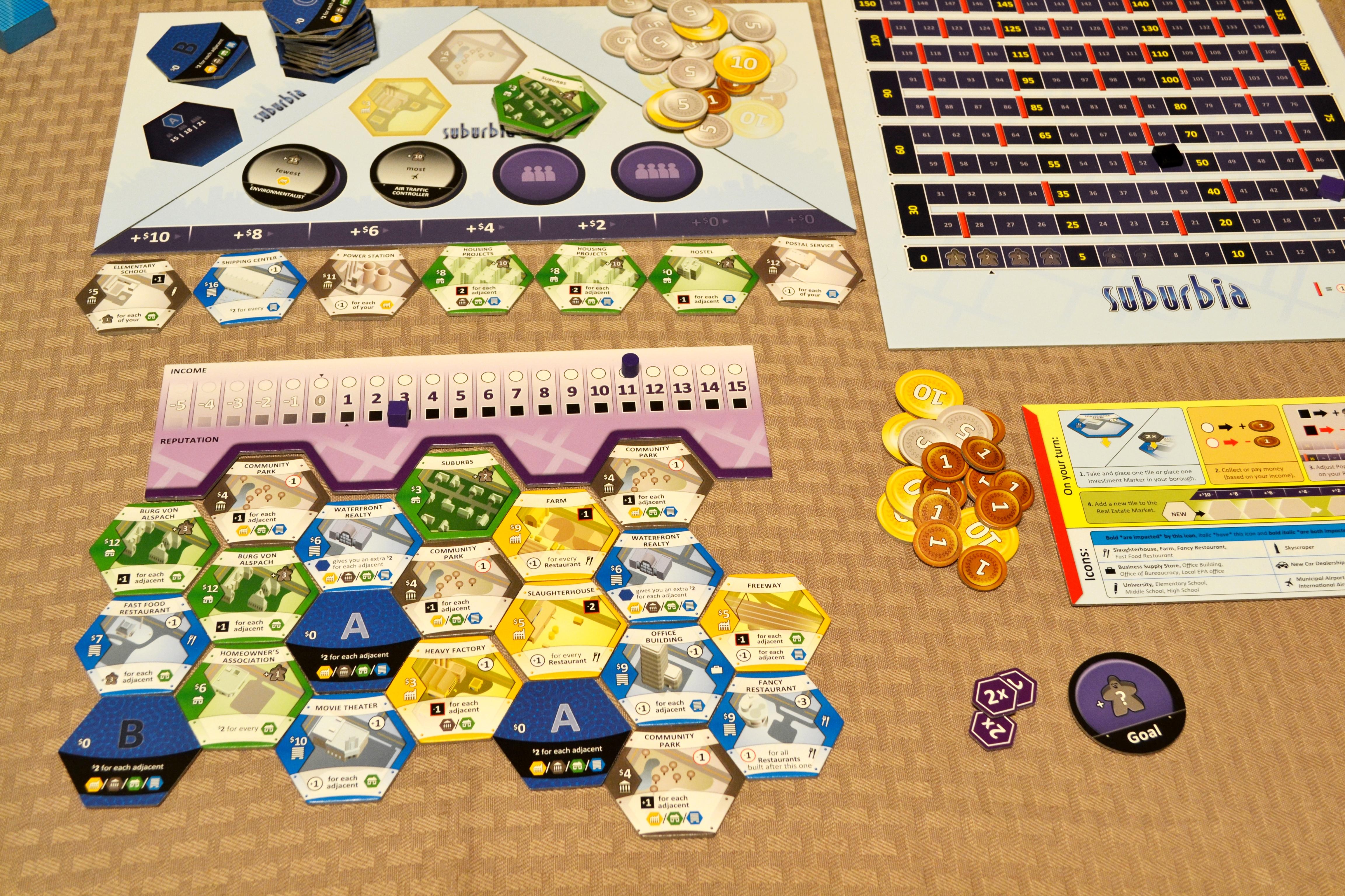 suburbia board game