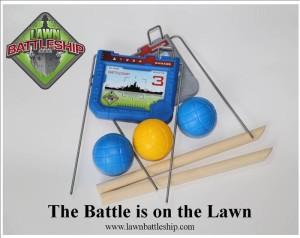 Lawn Battleship