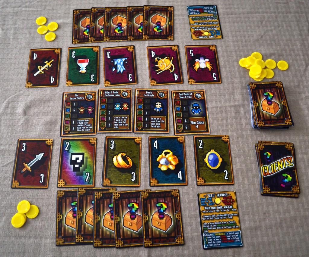 RPG Merchant Tycoon!!