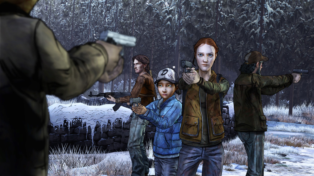 "The Walking Dead: Season Two – ""Amid The Ruins"" (Episode Four)"