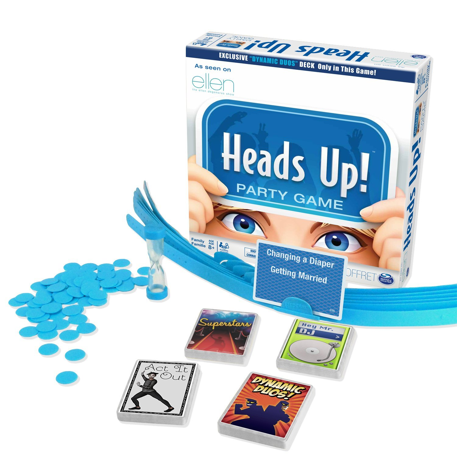 heads up game