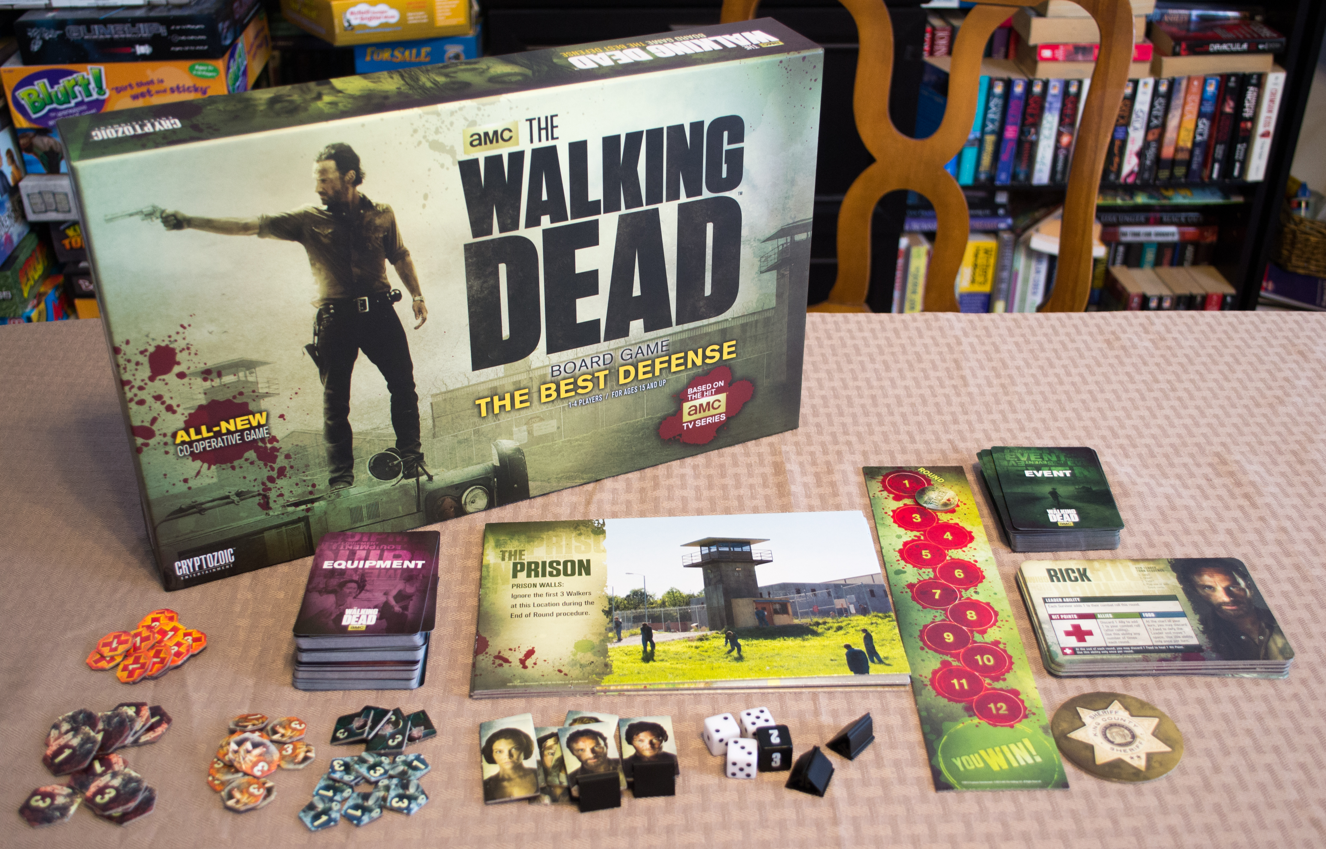 1-4 player card games