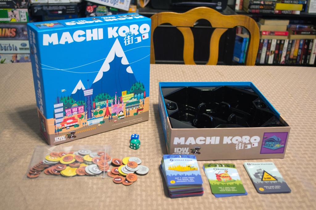 MachiKoro