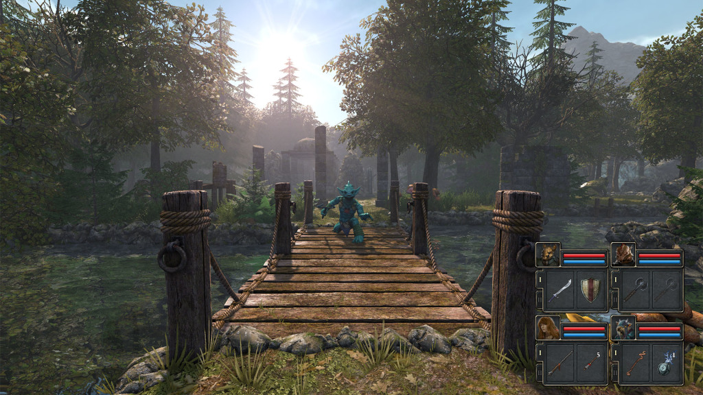 Legend of Grimrock II (Windows)