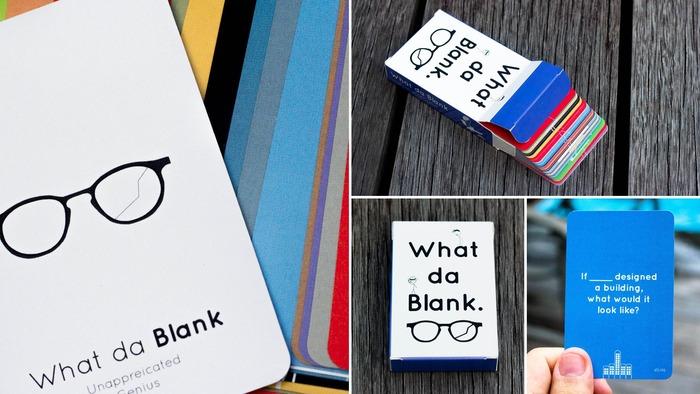 What da Blank
