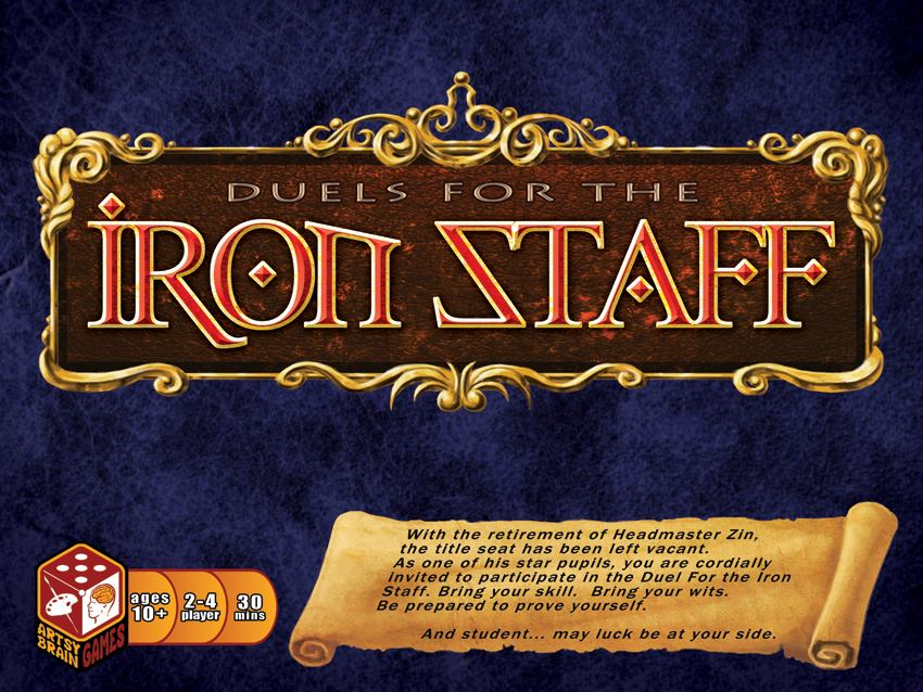 Iron staff BGG test cover