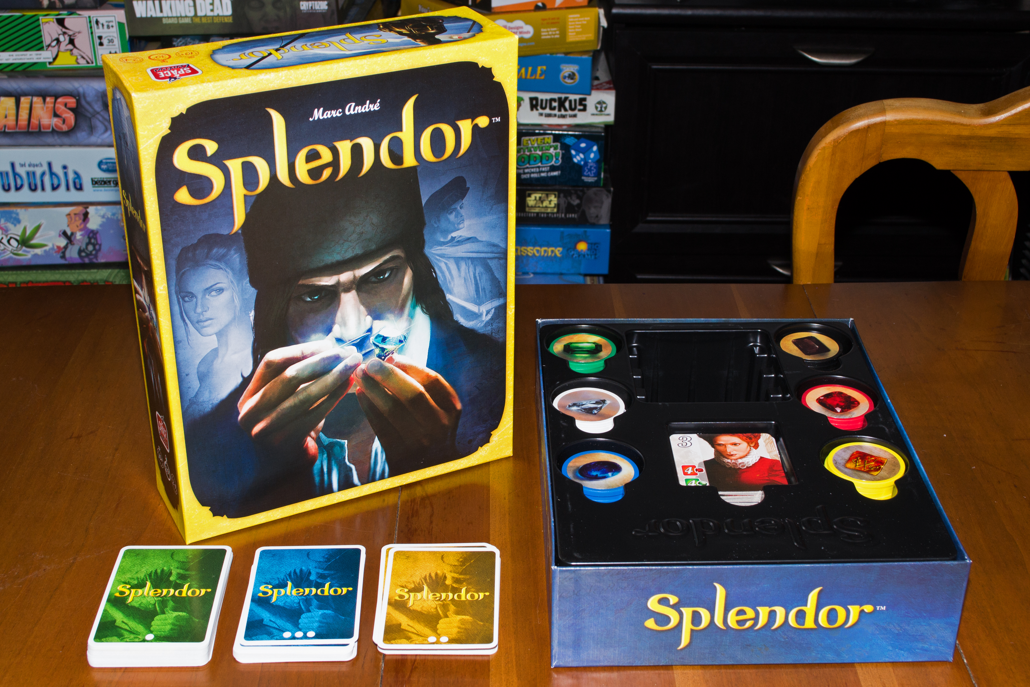 Image result for splendor game