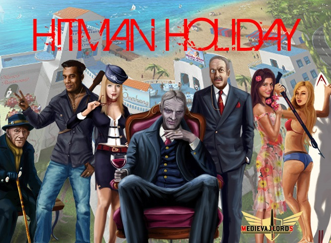 Hitman Holiday Promo Picture