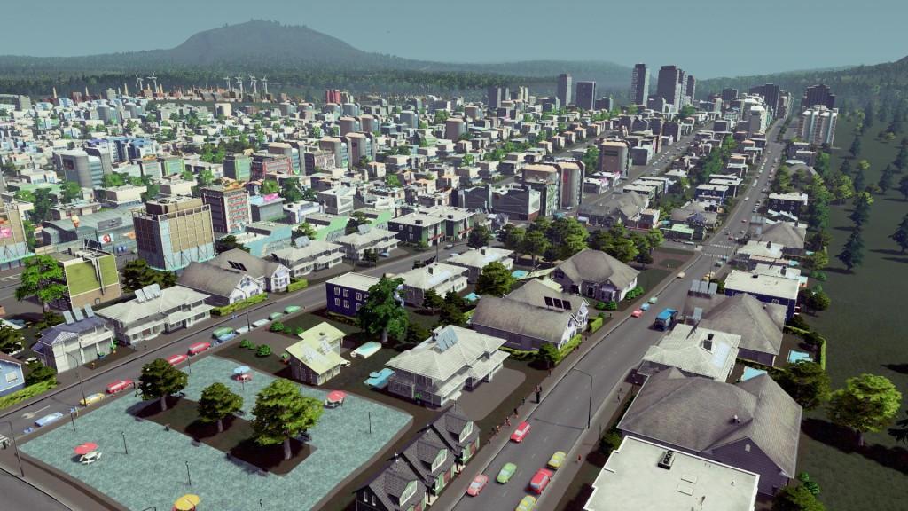 Cities: Skylines (Windows, Mac, Linux)
