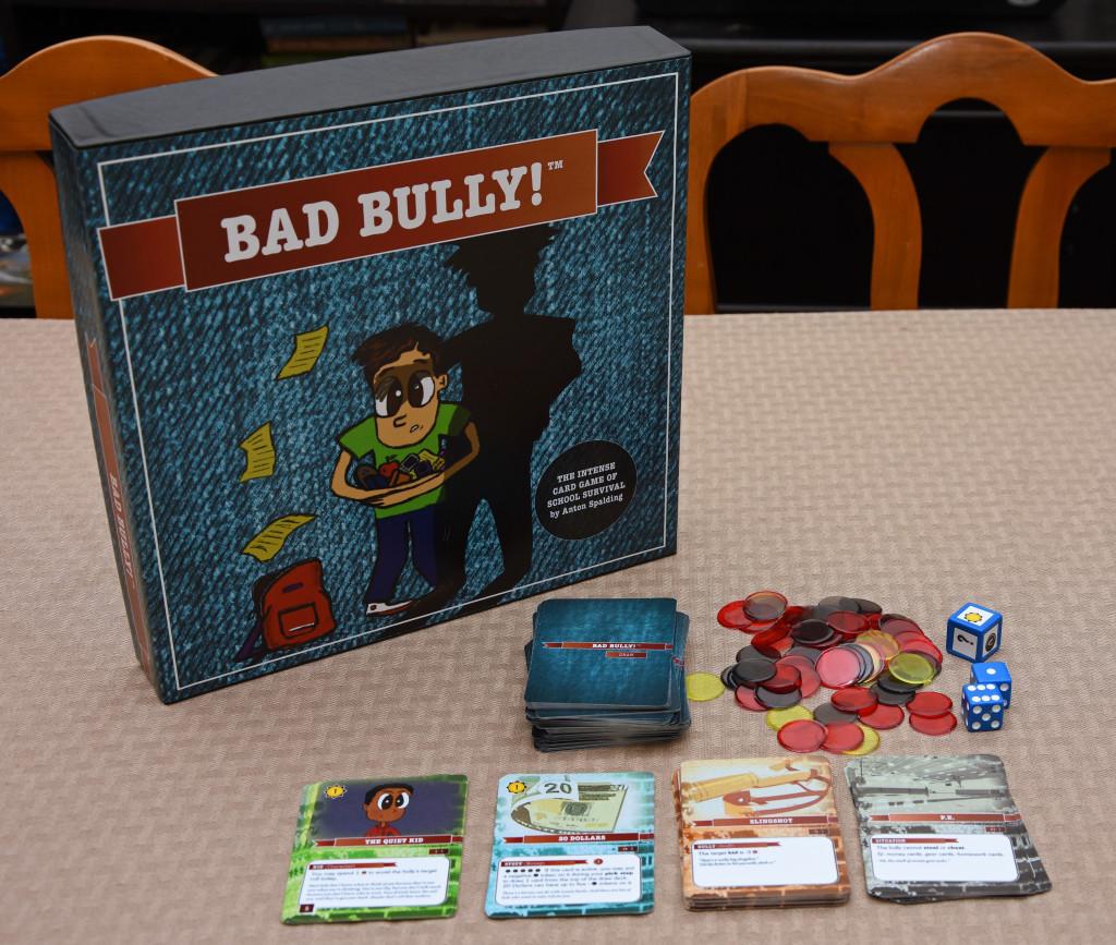 Bad Bully!