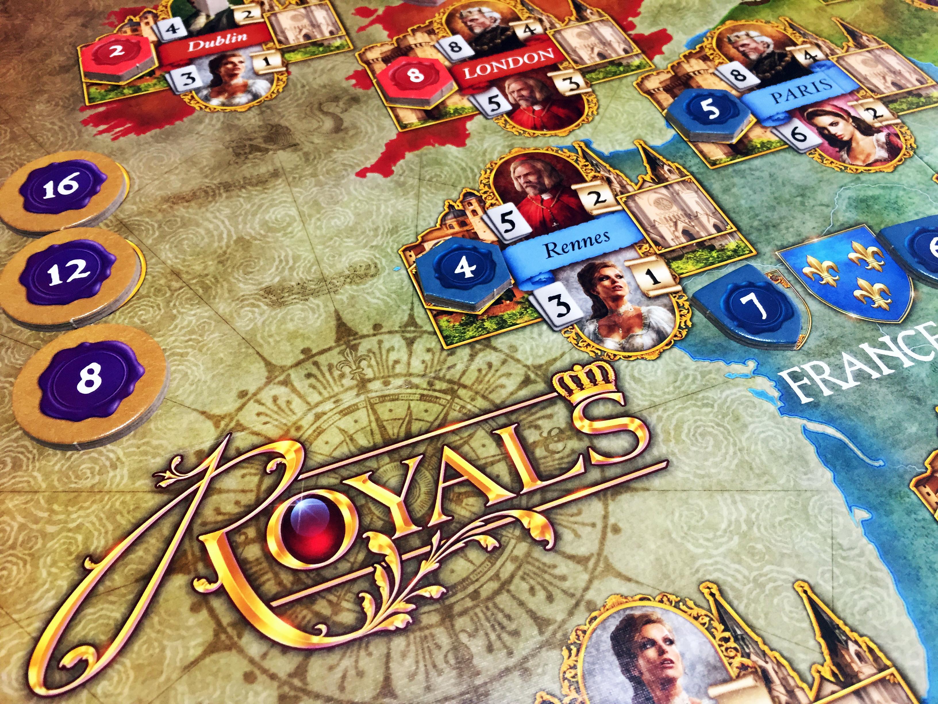 royals video game addiction