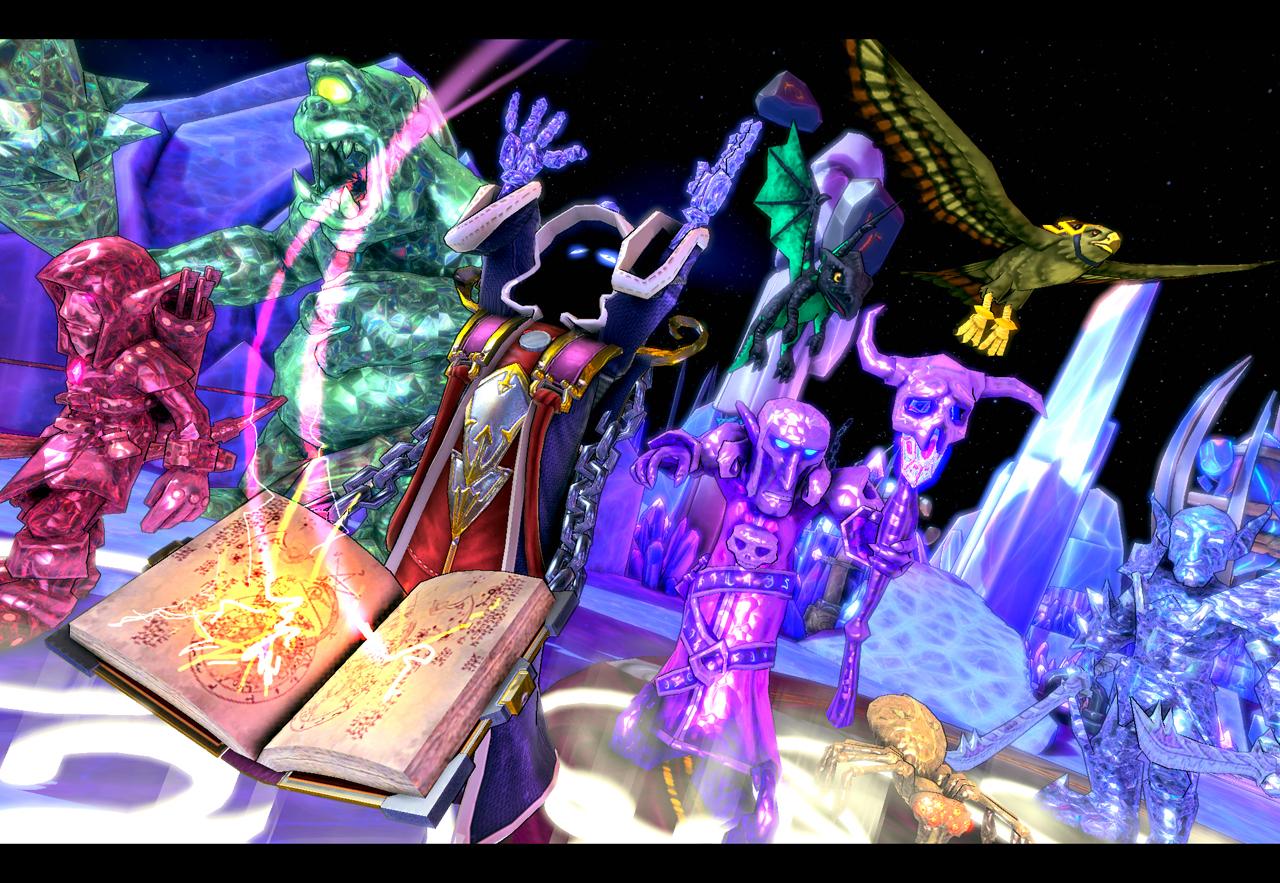 the summoner dungeon defenders