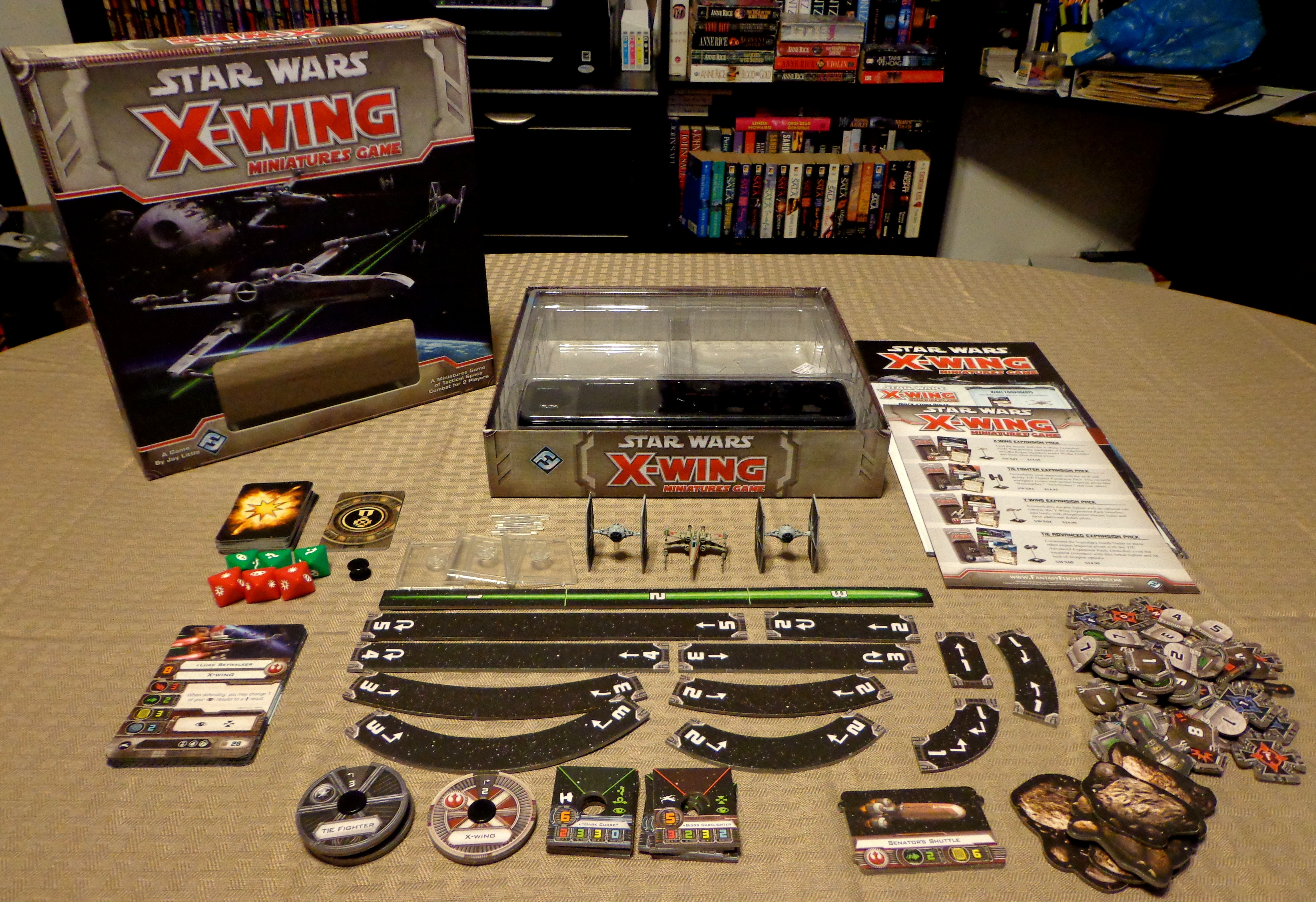 Star Wars X-Wing - Fair Game