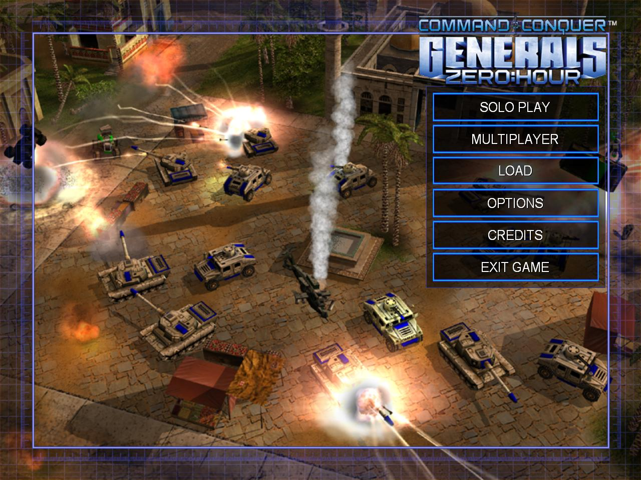 Best command and conquer zero hour mods